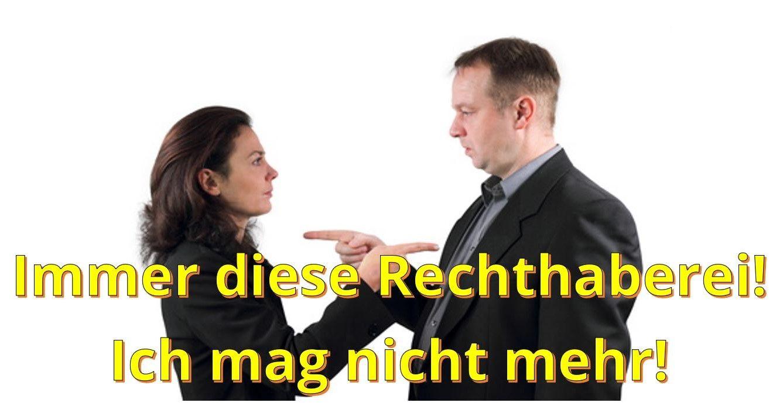 Immer diese Rechthaberei! - Grundlagenseminar Christian Hinrichsen @ Achtsam Fünfseenland   Dießen am Ammersee   Bayern   Deutschland